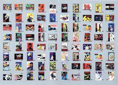 """PROMOCARD n. 2299 2001 - DIABOLIK: """"DK collection"""" (cartolina doppia e apribile - retro)"""