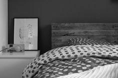 sisusta siis - BW bedroom
