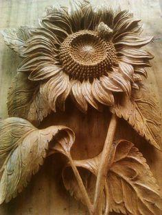 Wood Carving Designs, Wood Carving Patterns, Wood Carving Art, Wood Art, Ceramics Projects, Wood Projects, Ceramica Artistica Ideas, Woodworking Art Ideas, Simple Wood Carving