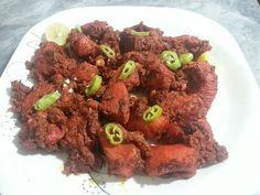 Pakistani Khatta Tandoori Chicken