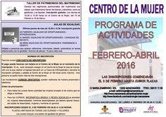 PROGRAMA EMPODERAMIENTO FEMENINO Y COACHING PARA LA EMPLEABILIDAD. Centro de la Mujer. Manzanares.