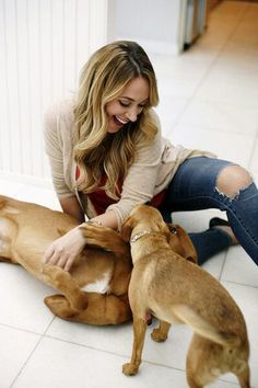 Dressing Your Truth Type 3 Haylie Duff (not officially Typed)
