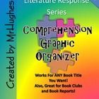 Comprehension Graphic Organizer- Fits ANY Fiction Book. Over 24,700 downloads mean that teachers think this FREEBIE is useful! A great way to ditch the post-its and have each student's thinking in one easy-to-use place. Enjoy!