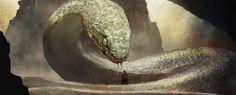 serpiente gigante