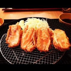 .@yabuph | At Yabu, medium-well is the best way to experience salmon katsu, as it mainta... | Webstagram - the best Instagram viewer