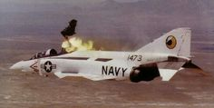 Ejecting from a F-4 Phantom II