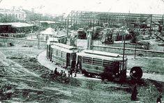 Kuşdili Tramvay Deposu.. 50 sonları..