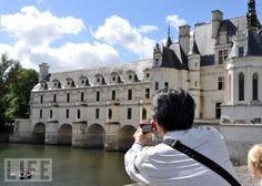 Chenonceaux Castle, Loire Valley, France