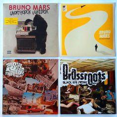 |i| Bruno Mars - Unorthodox Jukebox  (M/NM)  -  795 грн. Bruno Mars - Doo-Wops & Hooligans (M/NM)  -  765 грн. The Soul Motivators - Free To Believe (M/NM)  -  695 грн. Brassroots - Black Eye Friday (M/NM)  -  695 грн. #newindiskultura #diskultura #TrueVinylRecordsStore #kyiv #kiev #киев #київ #kyivshop #vinyl #винил #пластинки #BrunoMars #PopCulture #SoulRevival #TheSoulMotivators #Brassroots #AcidJazz
