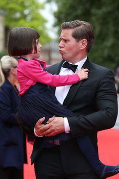 Allen Leech at the Downton Abbey BAFTA Tribute Event - Aug. 2015