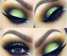 Maquillaje paso a paso | via Facebook