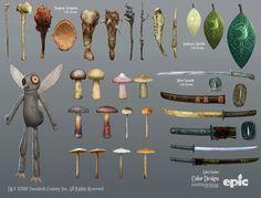 Epic Visual Development Art by Tyler Carter Character Concept, Character Design, Tyler Carter, Blue Sky Studios, Concept Art World, Cg Art, Art 3d, Prop Design, Epic Art