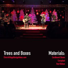 Trees and Boxes