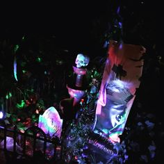 Our Halloween yard decorations 2017