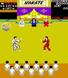 On instagram by salagiochi1980  #retrogames #microhobbit (o)  http://ift.tt/1MtJWLt  KARATE CHAMP - Data East Usa 1984 #karatechamp #dataeastcorporation #mame #coinop #insertcoin #arcade #salagiochi1980 #salagiochi #nostalgia #memories #retrogaming  #videogames #videogiochi #games #game #gaming #Karate