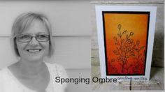 Ombre Sponging