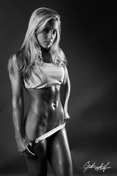 Hot Fitness Babe #Fitness #Workout #Motivation