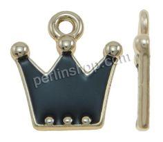 Krone Anhänger http://www.perlinshop.com/Produkt/Zinklegierung-Krone-Anhaenger_p179230.html?Utm_rid=78048