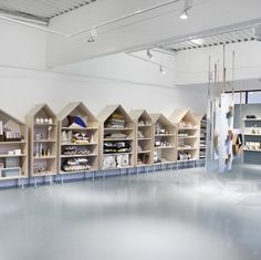 Showroom and store from Ferm Living.