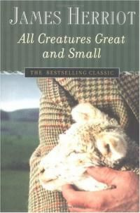 Free lesson plans for All Creatures Great and Small for grades 7-12.