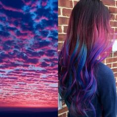 Sunset Hair Is Back & It's Better Than Ever