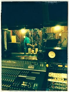 """Check Out the """"Mark Alan Group"""" gettin' down in """"#Studio A"""" last weekend:)  #Rock On!:) www.esaudio.com 2014"""