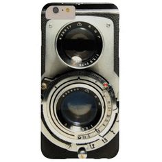 Vintage Camera - Old Fashion Antique Look Barely There iPhone 6 Plus Case http://www.zazzle.com/vintage_camera_old_fashion_antique_look_case-256532170635903735?rf=238955018851999137