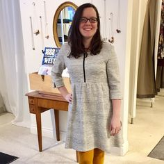 We love this cute a comfy number from Montreal's Cokluch. And we LOVE how Cara paired it with some bright leggings! #liveauthentic #thatsdarling #darlingmovement #flashesofdelight #livethelittlethings #nothingisordinary #thehappynow #thatsdarling #darlingmovement#darlingweekend #pursuepretty #petitejoys #flashesofdelight #thehappynow  #livethelittlethings #curvyfashion #fashionforall #calledtobecreative #livecolorfully #ootd #ootn #outfitoftheday #wiw #whatiwore #instastyle #todayimwearing…