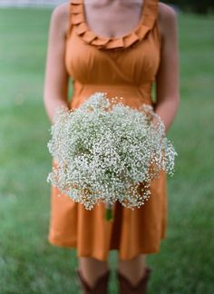 Virginia Fall Wedding by Meg Runion - Southern Weddings Magazine