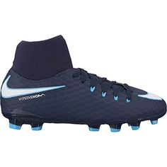 sports shoes 1f650 c975d Jr Hypervenom Phelon III DF FG Kid's Soccer Dynamic Fit Firm Ground Cleats  ** Click image for more details. (This is an affiliate link) 0