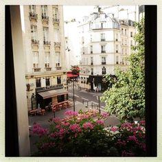 Morning in France