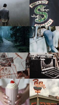 Riverdale aesthetic - Agus - Best Of Top List Bughead Riverdale, Riverdale Memes, Riverdale Tumblr, Riverdale Fashion, Riverdale Aesthetic, Small Anchor, Betty And Jughead, Tattoos For Women Small, Finger Tattoos