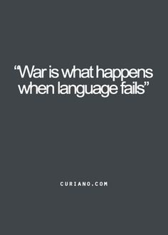 23 Best Quotes about War images in 2015 | Quotes, War quotes