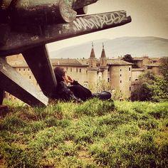 Urbino di @Jennifer Thomas Trisolino #invasionidigitalimarche #invasionidigitali #marche #urbino #urbino2019 #italia #instawalkurbino #igersmarche #igersitalia