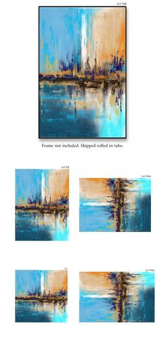 Extra Large Wall Art Palette Knife Artwork Original Painting,Painting on Canvas Modern Wall Decor Contemporary Art, Abstract Painting Long Painting, Texture Painting On Canvas, Extra Large Wall Art, Large Art, Art Original, Original Paintings, Original Image, Grand Art Mural, Art Sur Toile