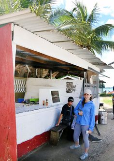 Best Local Food Spot in Marigot Bay St Lucia