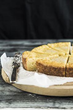 Italian rice milk cake - Torta di riso e latte. Made the Jamie Oliver version. Soooo yummy!