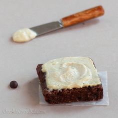How to make frosting without ANY butter or sugar.