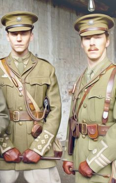 Oh My gosh Both of them & with riding crops in their hands. Faints DEAD away. Hiddles & Cumberbatch are quite the duo.