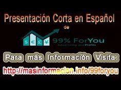 Presentación Corta en Español de 99 ForYou - YouTube