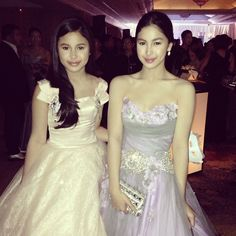 .@marjbarretto | Julia and Claudia @edwintan_designer | Webstagram - the best Instagram viewer
