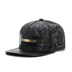 8085bf25661 Cayler And Sons Black Label Snapback Caps