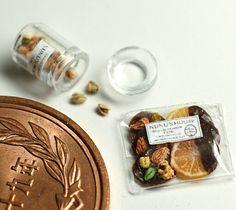*Spread&Danishのディスプレイ・仕上げ* - *Nunu's HouseのミニチュアBlog* 1/12サイズのミニチュアの食べ物、雑貨などの制作blogです。