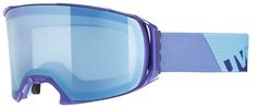"""uvex.craxx OTG LTM // The uvex craxx ski goggles are the perfect All Mountain """"OVER THE GLASSES"""" specialist for good and bad weather conditions. Excellent vision. World famous contrast enhancement."""