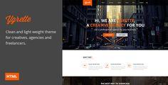 Ygrette+|+Multi-Purpose+Parallax+HTML+Theme