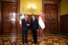 Visita de Estado del Presidente de la República de Singapur, Tony Tan Keng Yam