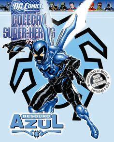 DC Pack 1 - Brainiac 5 e Besouro Azul