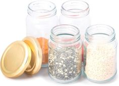 Pebbleyard - 0.2 L Glass Multi-purpose Storage Container Price in India - Buy Pebbleyard - 0.2 L Glass Multi-purpose Storage Container online at Flipkart.com