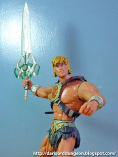 It's actually not known to many that the 2002 animated series was not meant originally as a reboot of the 1983 series. Which explains why the characters maintain vestigial tokens from the original series, and - more importantly - why He-Man has a new sword that appears technology based rather than magic based in appearance.