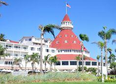 hotel del coronado from beach